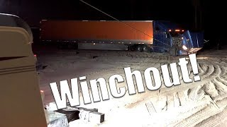 Video Another Tractor Trailer Gets Stuck In The Sand download MP3, 3GP, MP4, WEBM, AVI, FLV Agustus 2018