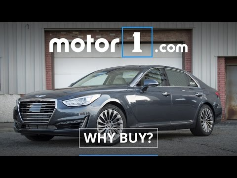 Why Buy 2017 Hyundai Genesis G90 Review