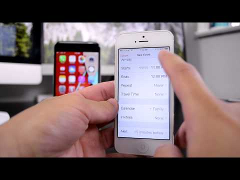 iOS 8/OS X Yosemite Family Sharing Overview