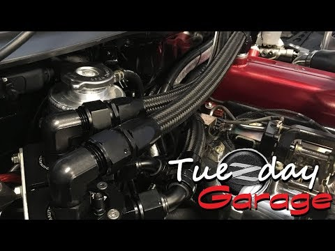 TueZday Garage :: RB26 into 300zx :: Ep26 - Oil Separation #RBZ32