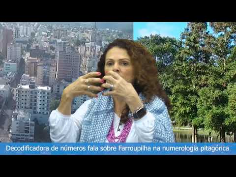 Thanya Lima explica a Cidade de Farroupilha RS através da numerologia 11022019
