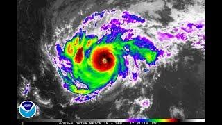 Update Three on Major Hurricane Irma! Three Days until category 5!