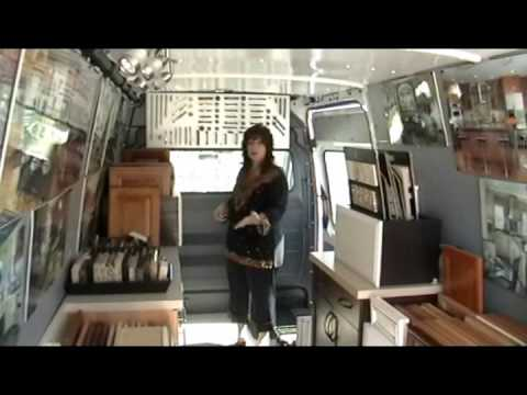 Mobile Kitchen U0026 Bath Showroom   YouTube