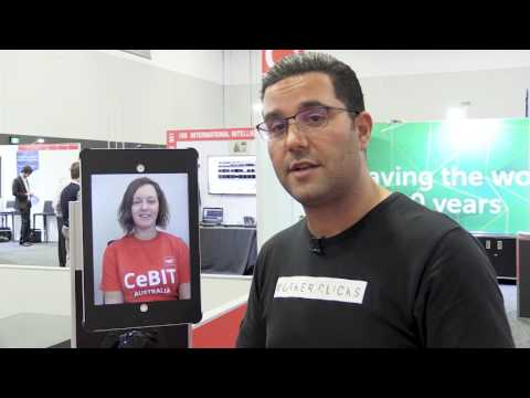 TELEPORTIVITY / (Previously Worker Clicks) - ICC, Darling Harbour, Sydney - CeBIT 2017