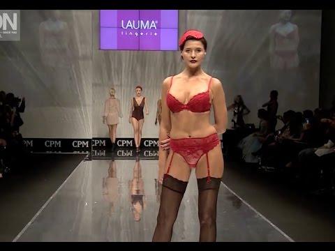 LAUMA Grand Defile Lingerie & Swim - CPM Moscow | Fall