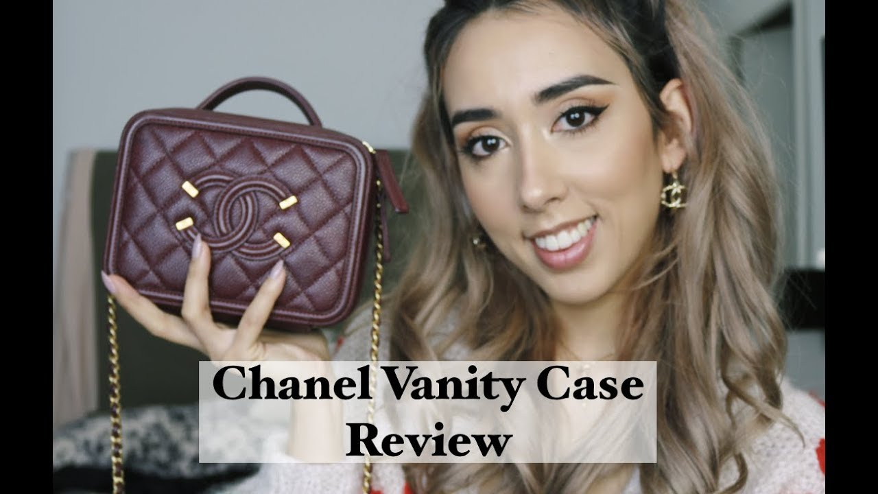 Chanel Bag Review (中文) - YouTube