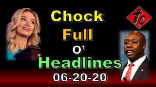 Chock Full o' Headlines!!!