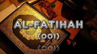001 Al-Fātiḥah - With Arabic Text | الفاتحة | The Opening | Mishary Rashid Alafasy