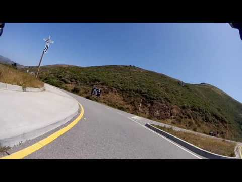 San Francisco Fun Ride McCullough Downs and Ups - Recorded on a SioEYE Iris 4G Camera!
