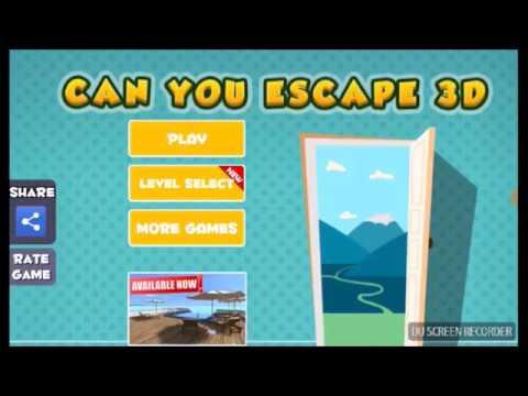 Vídeos de Juegos Android - Juego Can You Escape 3d - Parte 2