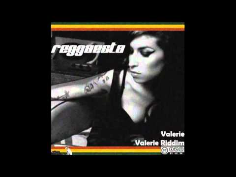 Amy Winehouse - Valerie (reggae version by Reggaesta) + LYRICS