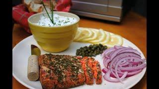 Maple Smoked Salmon Recipe On The Bradley Smoker