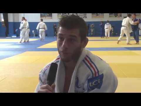 Alexandre Iddir - Equipe de France Douane - Judo