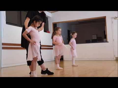 BABY BALLET CLASS - PRESCHOOL BALLET - 4 YEAR OLDS BALLET