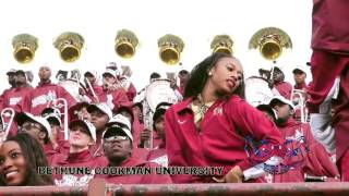 BCU @ NCCU - QUICKIE (DTE BAND OF THE WEEK)