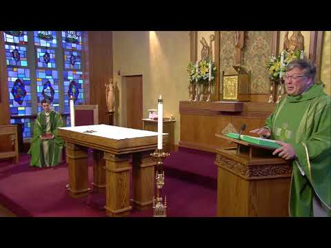 Joy and Our Blessings | Homily: Father John Carmichael