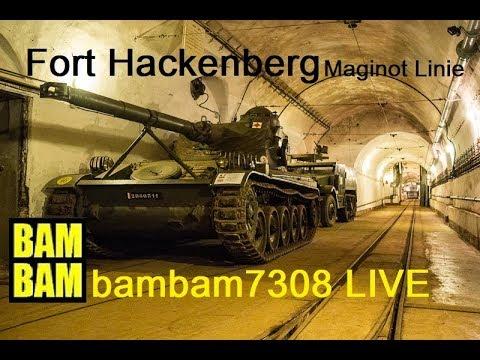 bambam7308 LIVE / Fort Hackenberg / 1. V-Log 2018