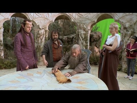 THE HOBBIT: INSIDE WETA WORKSHOP
