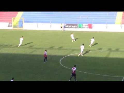 Vibonese - Agropoli (18-10-15) 2-1: Il video della partita