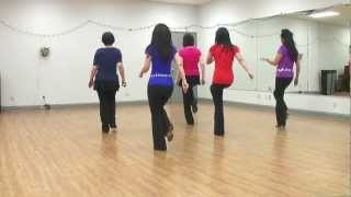 Tango De Pasion - Line Dance (Dance & Teach in English & 中文)