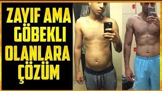 ZAYIF AMA GÖBEKLİ OLMAK | SKİNNY FAT !
