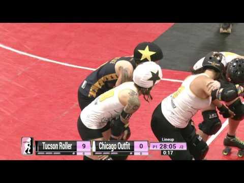 Game 7: Chicago Outfit Roller Derby v Tucson Roller Derby