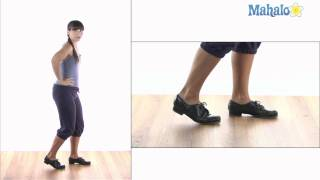 How to Do a Cincinnati in Tap Dance
