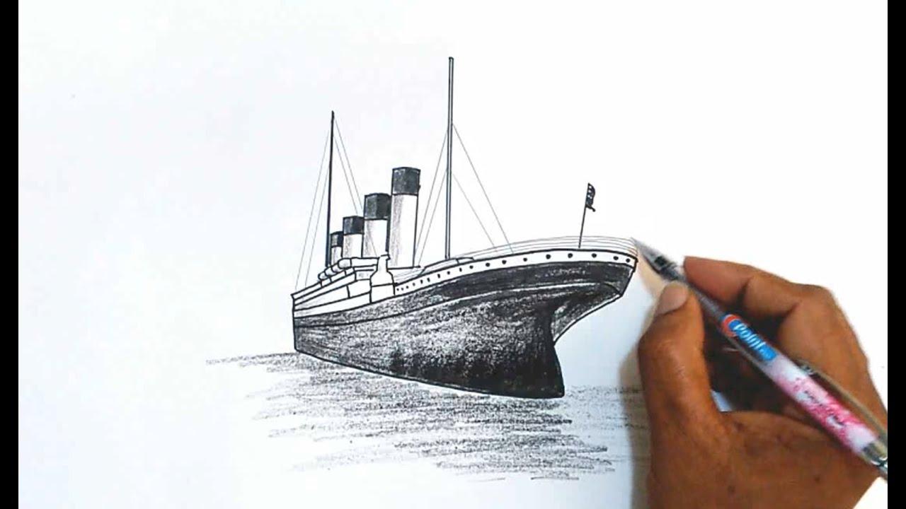 titanic draw