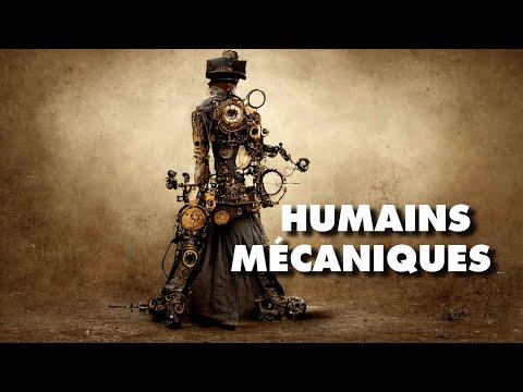 ⚙️ La vie mécanique