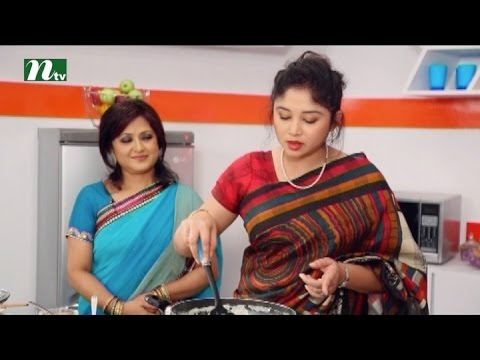 Food Program - Today's Kitchen with carving artist | Episode 03 | Healthy Dishes or Recipes