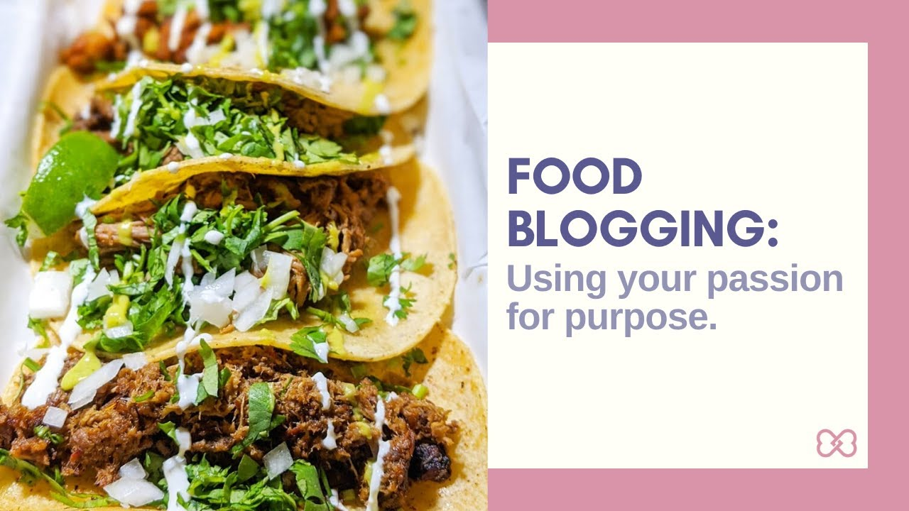 Tips for Starting A Food Blog with @YumSideOfLife