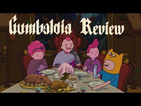 Adventure Time Review: S10E12 - Gumbaldia