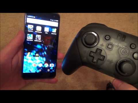 connecting-the-nintendo-switch-pro-controller-to-android-mobile-cell-phone