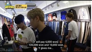 cc[Eng Sub]Ring It! Golden Child Episode 7 full