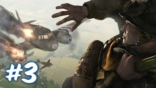 Medal of Honor: Airborne Walkthrough HD - Mission 3 - Saved By Sacrifice