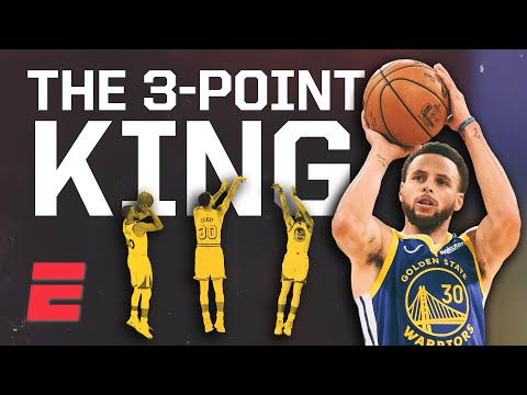 Stephen Curry is lethal at every kind of 3-pointer | Signature Shots