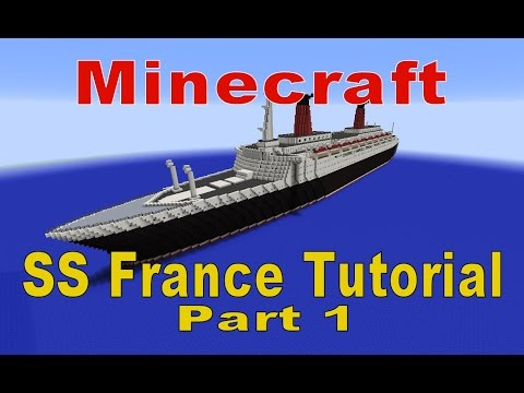 Minecraft! SS France Tutorial Part 1
