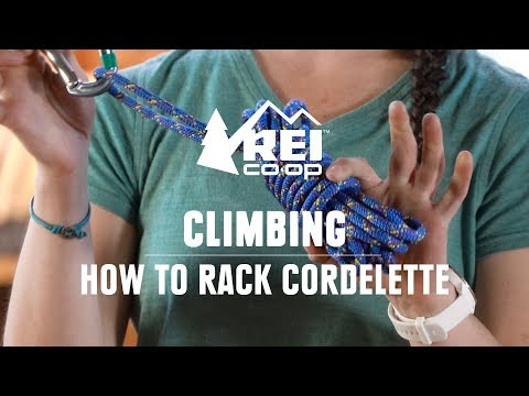 How To Rack Cordelette || REI