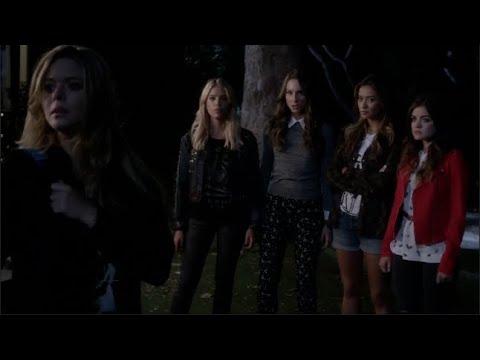 Pretty Little Liars Season 5 Fight Scenes