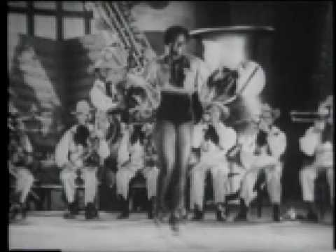 Cora La Redd with the Noble Sissle Orchestra  1930