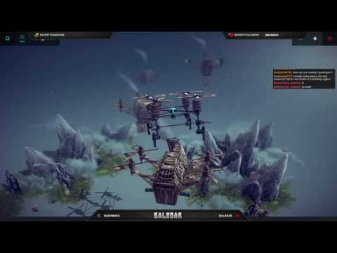 Ownage with my Phantom X9 drone - Besiege