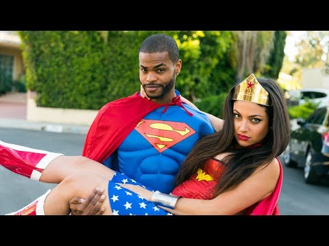 Dating Wonder Woman (ep.1) | Inanna Sarkis, King Bach & Klarity