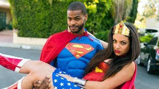 DATING WONDER WOMAN (ep.1) | Inanna Sarkis, King Bach & Klarity thumbnail