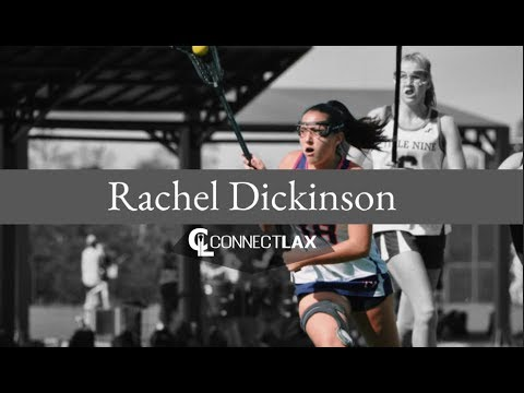 Rachel Dickinson Lacrosse Highlights - NY 2020 - Mid