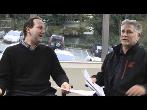 Kevin Calabro Show Warmup -- 3/2/2012