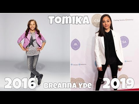 School Of Rock Then And Now 2019