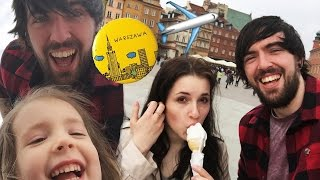 BEST FOOD EVER ! Warsaw Vlog Day #1