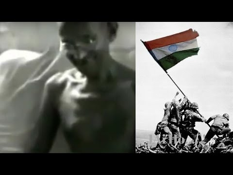 Mahatma Gandhi Real Video - Rare Interview