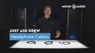 Headphone Cables & How to Improve the Sound of Most High End Headphones