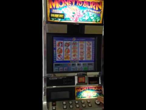 Money to burn slot machine saint vincent resort and casino